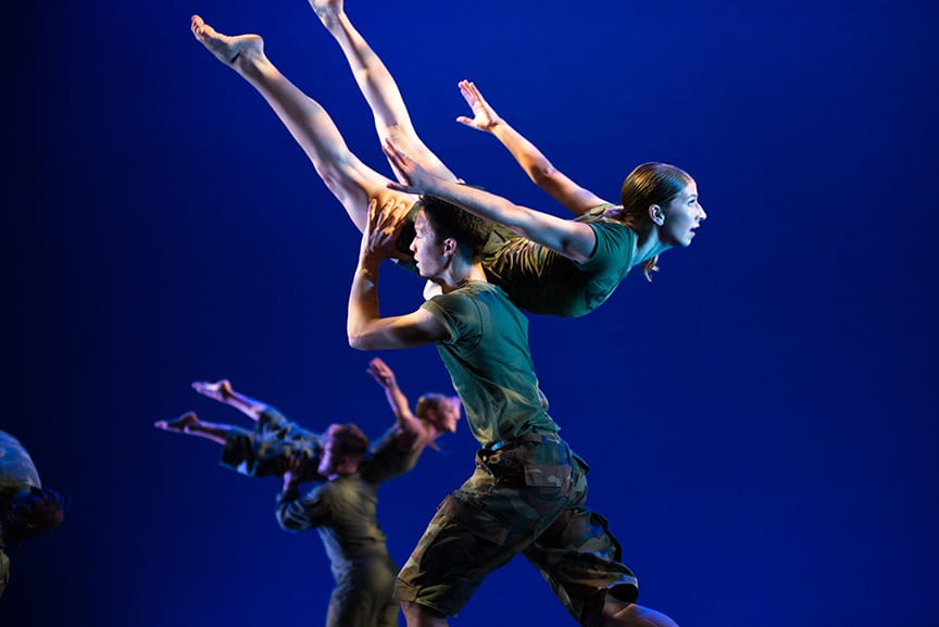 JMZ 20 - LMU Dance and Bill T. Jones to Renew Partnership