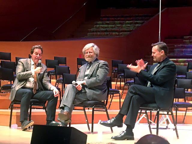 Alan Chapman, Morten Lauridsen, and Grant Gershon