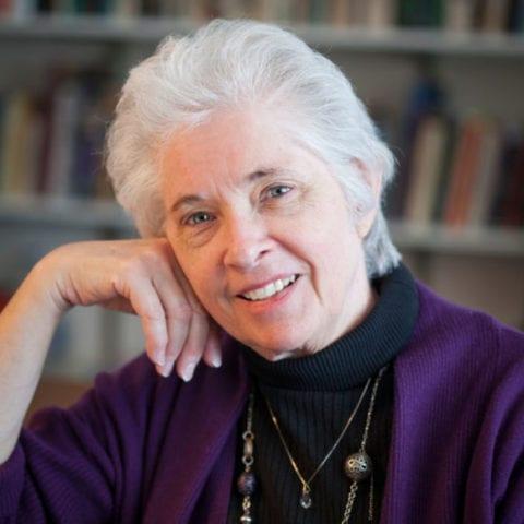 Judith Royer headshot