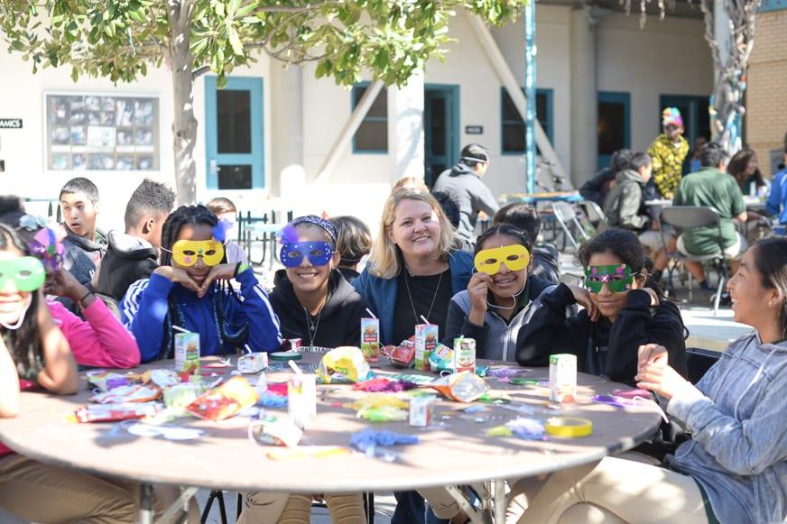 Art Smart 4 - ARTsmart Students Visit for Day of Enrichment