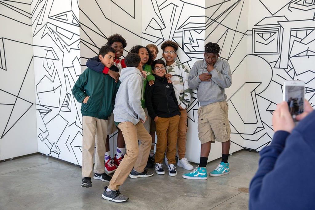 ArtSmart21 blog - LMU, Westside Global Awareness School, Celebrate a Decade of Art Education