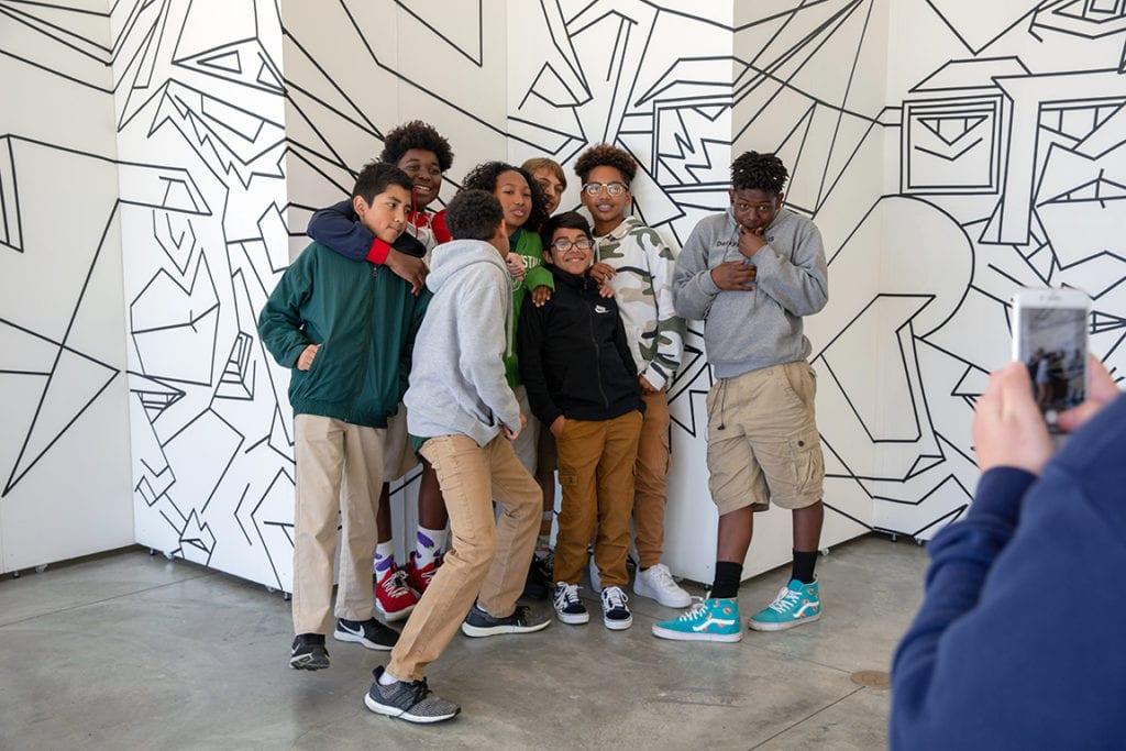 ArtSmart21 blog - LMU, Westside Global Awareness School, Celebrate a Decade of Art Education