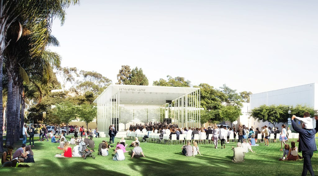 SOM LMU V06 FINAL REVISED blog - LMU Receives $1.5 Million for Outdoor Performance Venue in the Heart of Campus