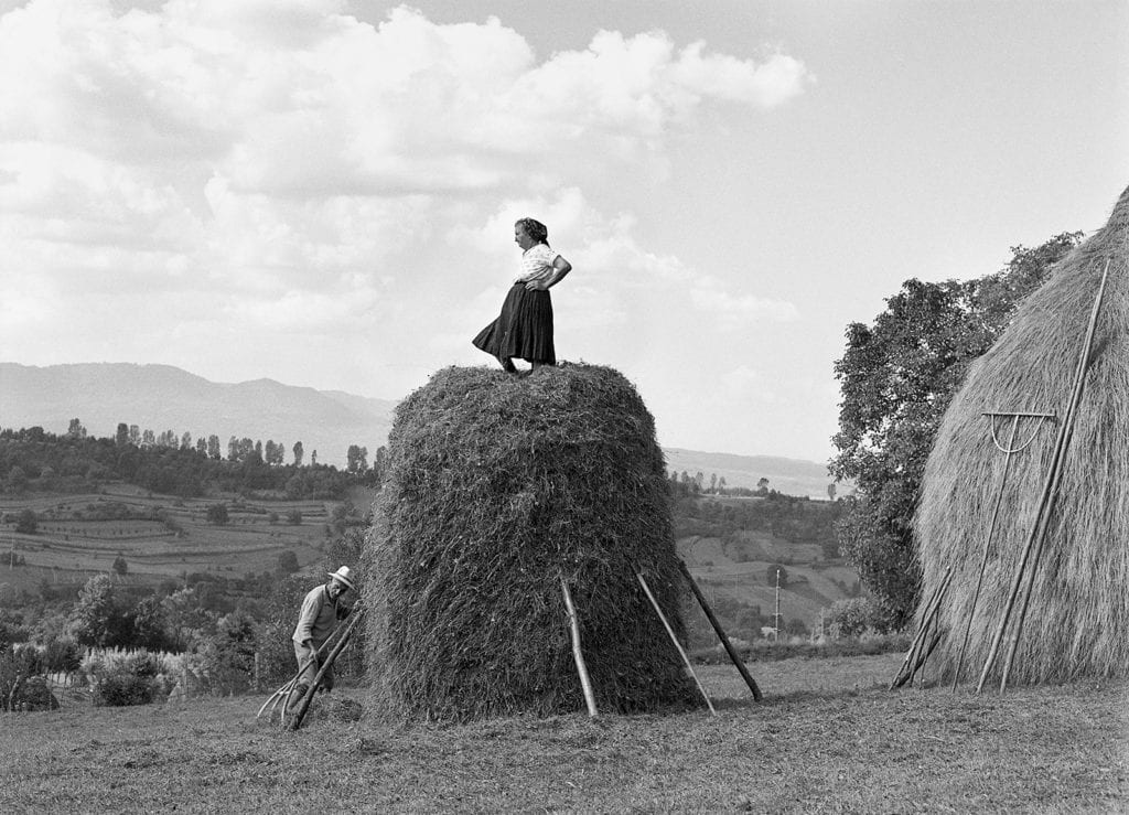 Matusa Haystack - Documenting 20 Years of Changing Life in Rural Romania