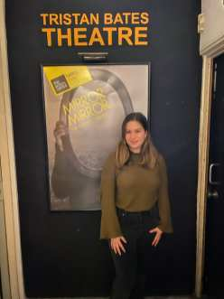 Final4 scaled - Theatre Arts Major Produces a Play in London's West End