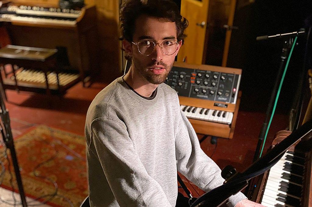 Eric PR Music blog scaled - We Love Our Grads: Eric Van Thyne '20, Music