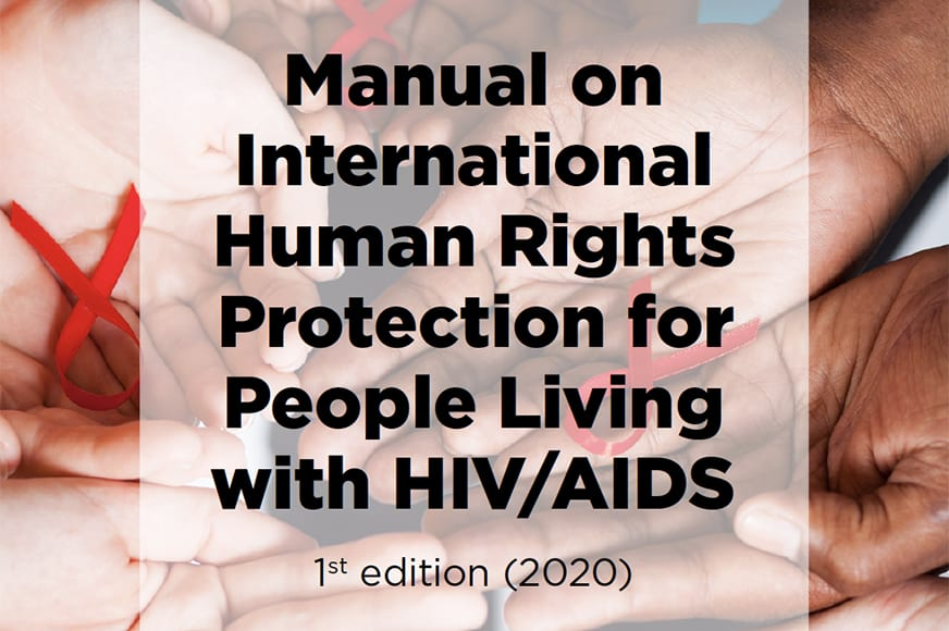 PLWHA 2020 - Professor Dobson Designs LLS HIV/AIDS Human Rights Protection Manual