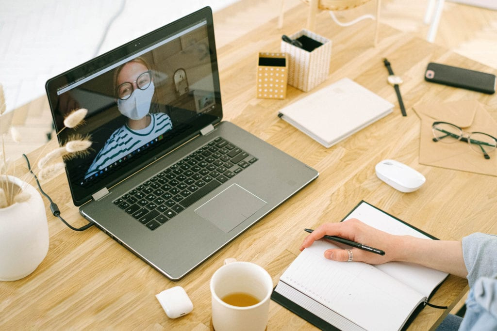 edited telehealth scaled - Art Therapy Graduate Students Launch Telehealth Therapy Services During Pandemic