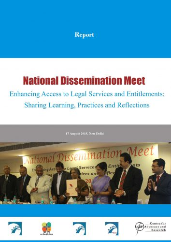 NALSA Report-Enhancing Access to Legal Services & Entitlements-August 2015
