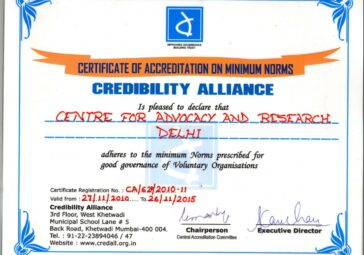 Certificate of Credibilit Alliance_23 Dec 2010_Page_1