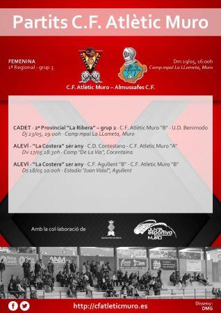 Read more about the article Partit davant l'Almussafes C.F. PART 2