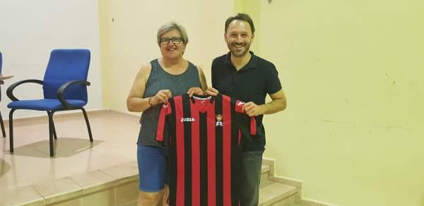 Read more about the article Nou entrenador per al primer equip masculí