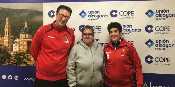 Read more about the article Entrevista a COPE Alcoi