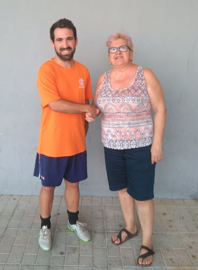 Read more about the article Mauro Hernández s'incorpora a l'equip masculí