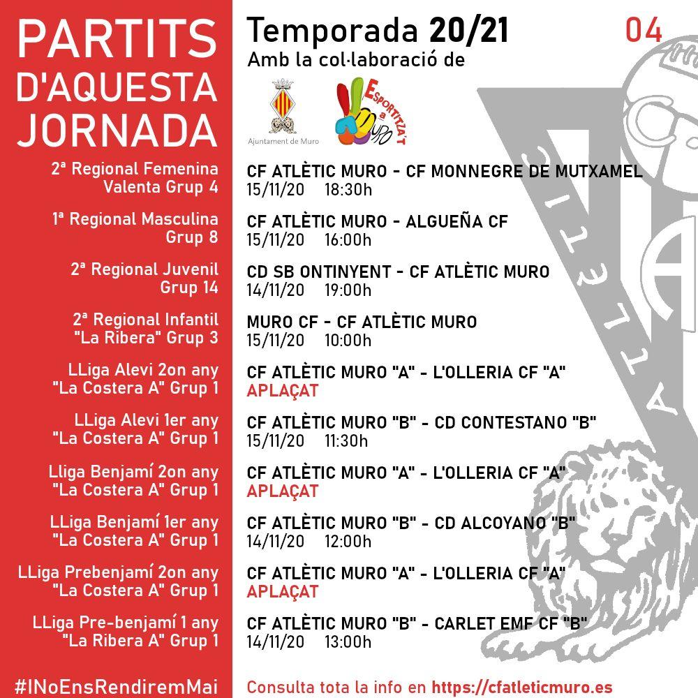 You are currently viewing Partits davant el CF Monnegre de Mutxamel i l'Algueña CF