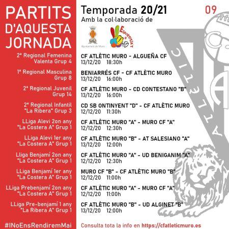 Lee más sobre el artículo Partidos frente al Algueña CF y el Beniarrés CF