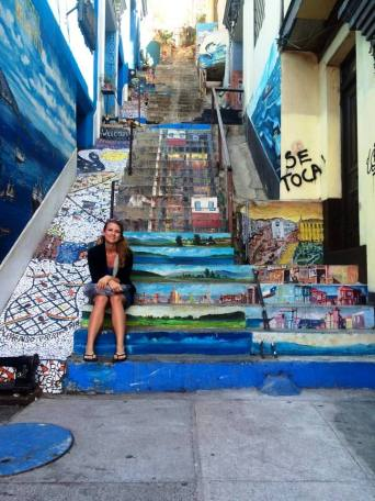 Painted Steps Me