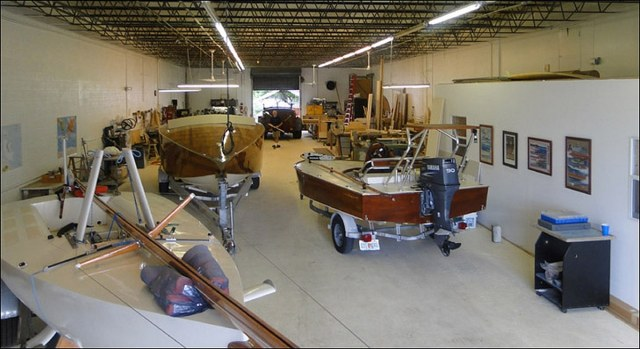 Boat Repair Services in Fort Lauderdale, CF Boats Shop
