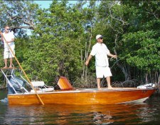 Custom Boat Designs & Builds, 16.5' Flats Fishing Boat