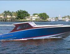 Custom Boat Designs & Builds, 42' Express Cruiser