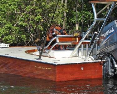 16.5' Flats Fishing Boat