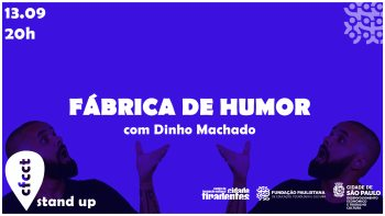Link permanente para: Stand Up – Fabrica de Humor com Dinho Machado