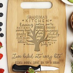personalized presents for grandparents