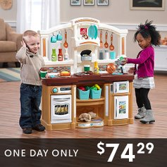 step 2 play kitchens how to fix up old kitchen cabinets save o step2 zulily