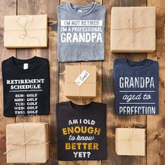 graphic gifts for grandpa