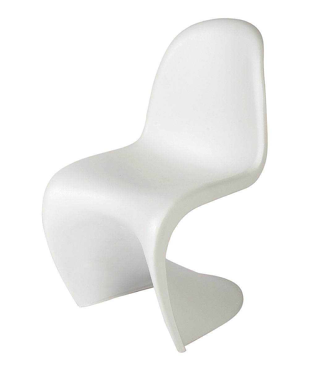 S Shaped Chair Control Brand White S Chair