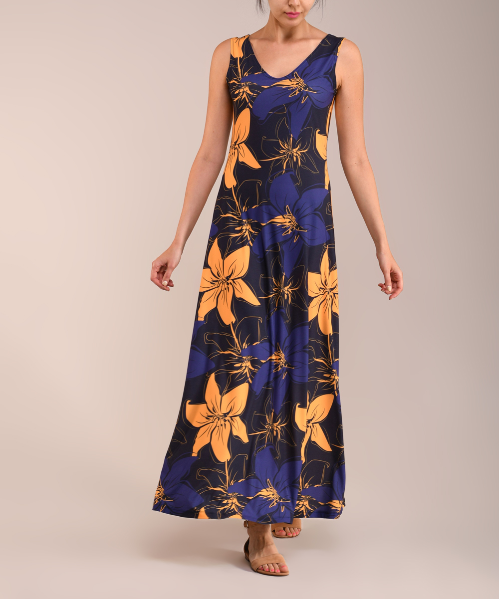 lbisse royal blue yellow