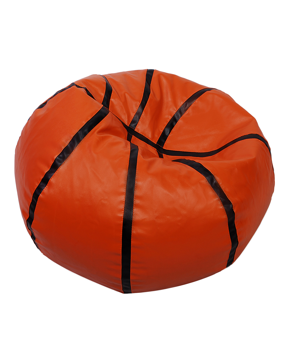 Basketball Bean Bag Chair Wow Works Basketball Beanbag