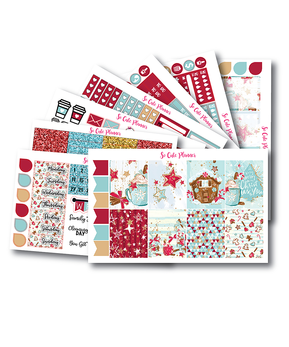 so cute planner christmas