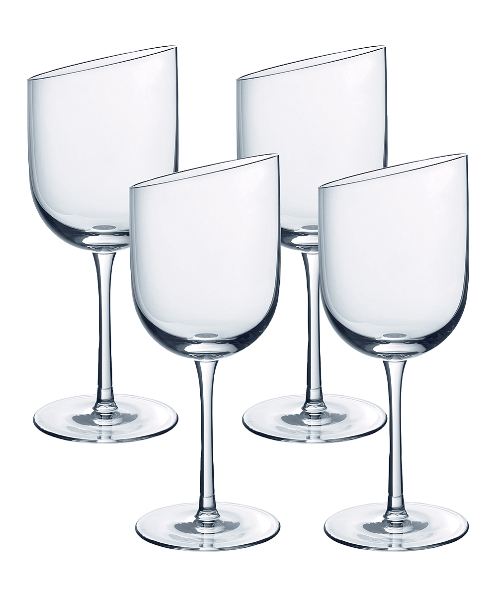 Villeroy & Boch Wine Glasses Set of Four