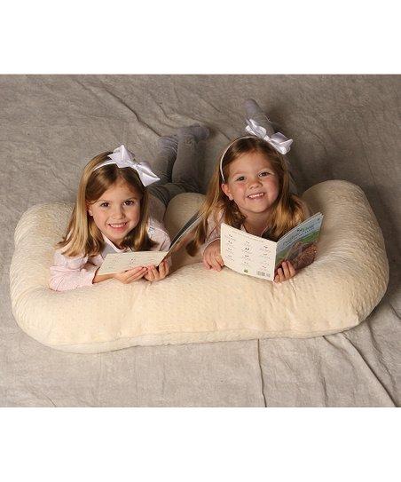 twin z pillow cream twin z nursing