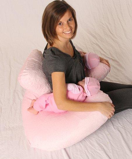 twin z pillow pink twin z nursing pillow