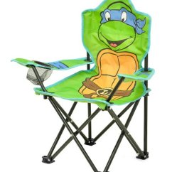 Ninja Turtles Chair Bistro Style Kitchen Tables Chairs Teenage Mutant Kids Camp Zulily