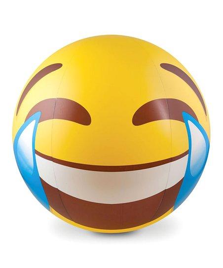 Beach Ball Emoji : beach, emoji, BigMouth, Tears, Emoji, Beach, Price, Reviews, Zulily