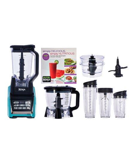 ninja 1500 watt mega kitchen system copper items teal nutri 1 500w blender set zulily love this product