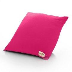 Mini Bean Bag Chair Folding Fabric Yogibo Pink Yogi Beanbag Zulily