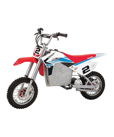 Red Razor Dirt Bike : razor, Razor, Rocket, Ride-On, Price, Reviews, Zulily
