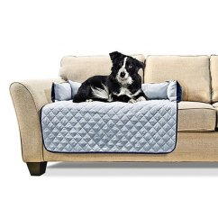 Navy Blue Pet Sofa Cover Art Guimaraes Furhaven Products Light Medium Buddy Bed Love This Product Furniture