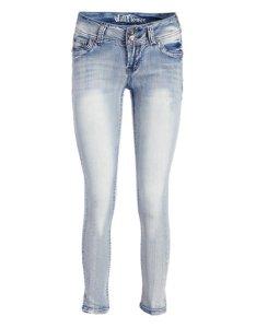 Ivy bling curvy skinny jeans juniors also wallflower zulily rh