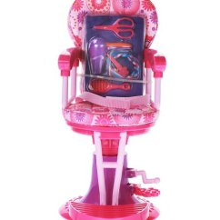 Doll Salon Chair Steel Net Be My Girl For 18 Zulily