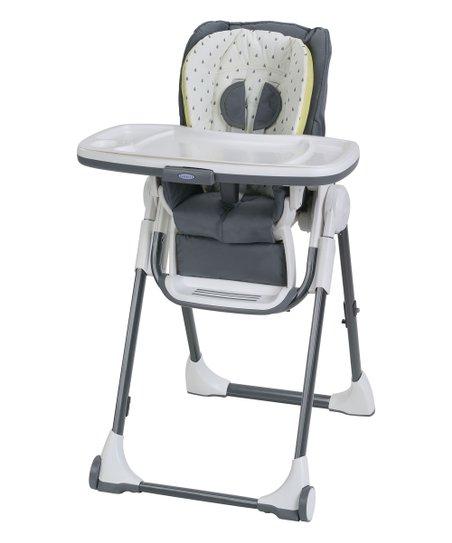 graco slim fold high chair massage gaming swift zulily