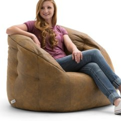 Big Joe Bean Bag Chair Hanging For Two Comfort Research Camel Milano Zulily