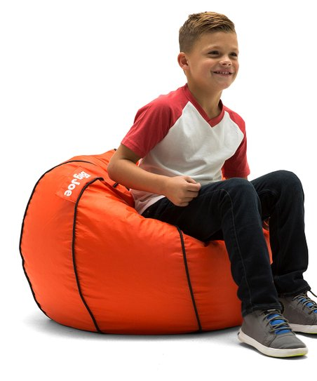 big joe bean bag chair steel design with price comfort research basketball zulily