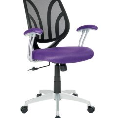 Lilac Office Chair Massage Price Avesix Purple Silver Screen Back Zulily Love This Product