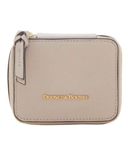 Dooney And Bourke Jewelry : dooney, bourke, jewelry, Dooney, Bourke, Oyster, Travel, Leather, Jewelry, Price, Reviews, Zulily