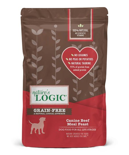 Best Grain Free Dog Food Without Peas And Legumes : grain, without, legumes, Nature's, Logic, Grain-Free, Price, Reviews, Zulily